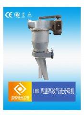 高温高效气流分级机的图片