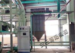 保险粉管链式输送机、双飞粉管链提升机杜绝污染的图片