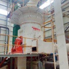 广西鸿程HLM24/2X叶腊石选粉设备立式磨粉机的图片