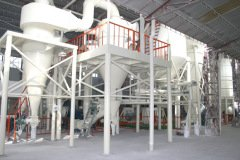 HRM型立式磨生产线的图片