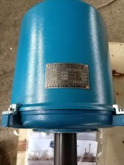 福乐斯381LSC-260化工厂专用电动执行器