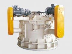 FW卧式多转子气流分级机的图片