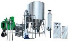 ZLPG系列中药浸膏喷雾干燥机的图片