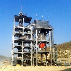 塔楼式VU骨料加工系统 全封闭式制砂无粉尘外溢环保高效的图片