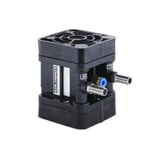 气动隔膜真空泵