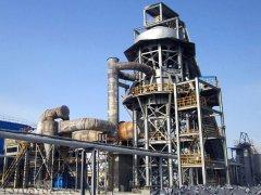 甘肃永登县环保石灰回转窑煅烧效果怎样的图片