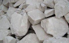 硅石原料石的图片
