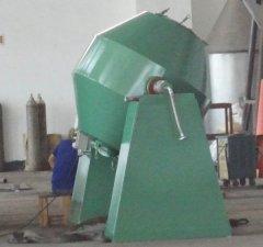 双锥回转真空干燥机