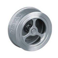 不锈钢对夹升降式止回阀的图片