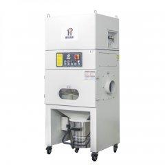 压杆卸料型工业集尘器