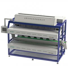 20-120目双层石英砂细粉专用色选机的图片