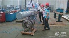 v型调节球阀进口气动球阀的图片