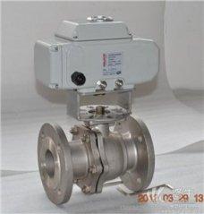 Q941F电动球阀的图片
