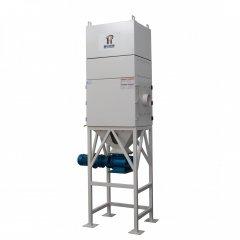 自动卸料型工业集尘器