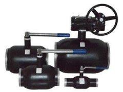 涡轮全焊接球阀的图片