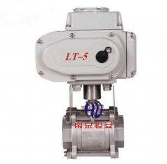 Q911F电动丝口球阀的图片