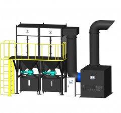 ZDX系列中央集尘系统