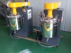 新立式搅拌磨   搅拌机  立磨设备的图片