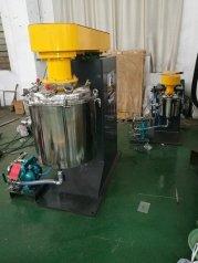 XLM-100型陶瓷新立磨机