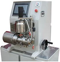 WL-0.3L卧式实验室砂磨机的图片