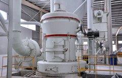 重钙粉磨粉机 加工325目细粉磨粉机 粉磨机的图片