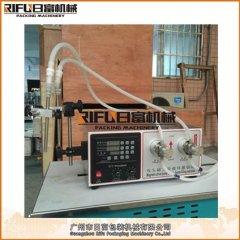 SX-2磁力泵灌装机的图片
