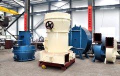 高岭土生产线设备辊磨机  超细雷蒙磨粉机的图片