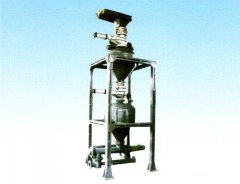 LX型石灰石粉连续输送器
