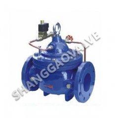 600X水力电动控制阀的图片