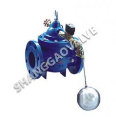 106X电磁遥控浮球阀的图片