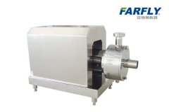 FYW卫生级管线式高剪切乳化机