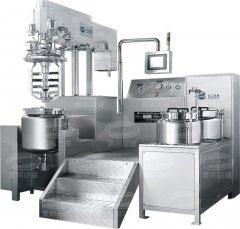 JRKA自动型-上均质真空乳化机