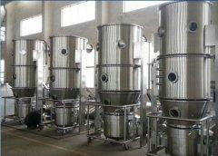 沸腾制粒干燥机生产的图片