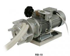 RB-10型管式离心机专用蠕动泵的图片