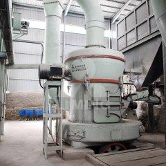 电厂脱硫磨粉设备 粉磨机 200目加工设备