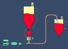 气力输送工程