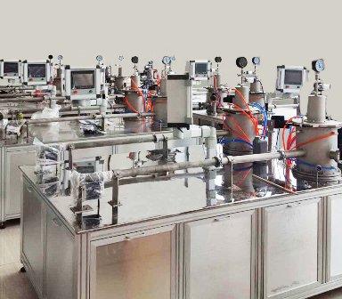 年产50吨电弧法石墨烯生产线图片