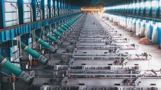 中铝国际首次承揽欧盟电解铝总包项目
