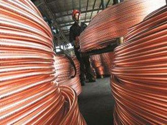 四月份十种有色金属产量474万吨同比增长4.9%