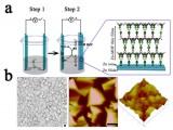 福建物构所金属-有机框架薄膜的组装及性能研究获进展