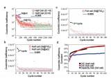 西安交大研发出高库伦效率的硅负极锂电池