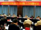 中国南方离子型稀土绿色无铵开采提取工艺通过专家论证