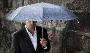 "Kobold纳米防水技术,重新定义现代雨伞""世界标准"""