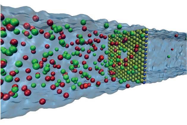美科学家用纳米材料实现太阳能淡化海水