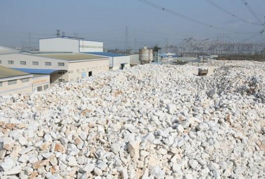 贺州旺高工业区进一步壮大碳酸钙产业