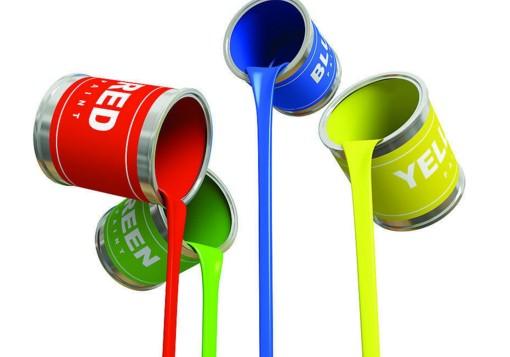 水性与油性涂料成分不同 水性较环保