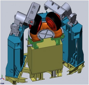 堆焊:提高立磨磨辊使用寿命的法宝