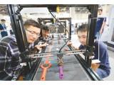 预计未来5年内,全球3D打印市场将以22.3%的年复合增长率扩大 3D打印加速制造业转型升级