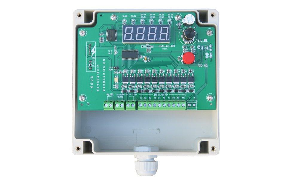 qym-zc-10d不带外壳脉冲控制仪