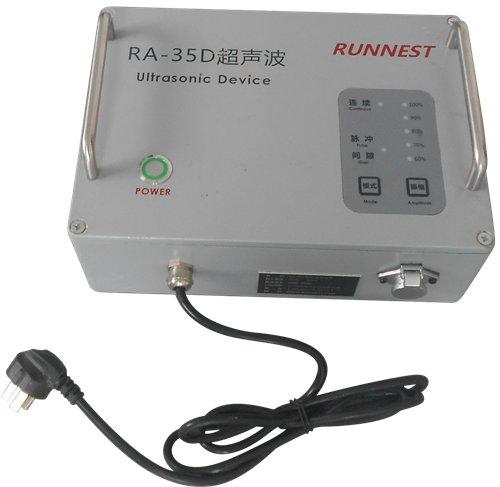 式超声波电源,由于它激式振荡电路在输出功率方面较自激式高出10%以